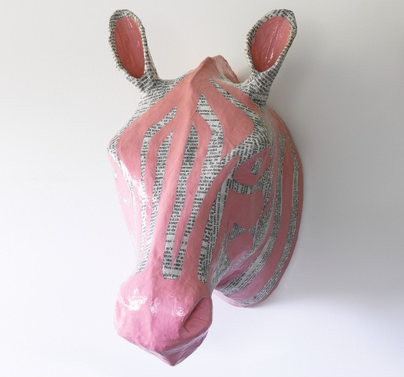 how to clean up paper mache