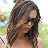 Victoria Beckham Chopped Off Her Hair Over the Weekend