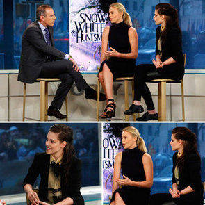 Kristen Stewart Today Show in NYC