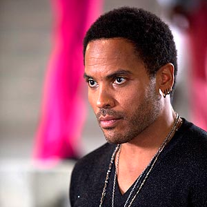 Lenny Kravitz Talks About Hunger Games Costumes