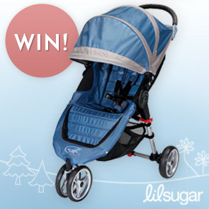 Baby Jogger Stroller Giveaway