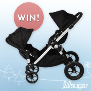 Baby Jogger City Select Stroller Giveaway