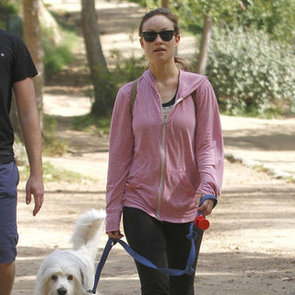 Celebrities Hiking: Jessica Biel, Amanda Seyfried Pictures