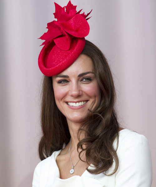 Sylvia Fletcher of Lock & Co Maple Leaf | Wrap Your Head Around Kate Middleton's Collection of Round Hats | POPSUGAR Fashion UK - Sylvia-Fletcher-Lock-Co-Maple-Leaf