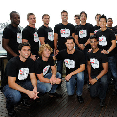 2012 Cleo Bachelor of the Year Media Call Celebrity Pictures: Hayden Quinn, Johnny Ruffo, Nathan Jolliffe and More