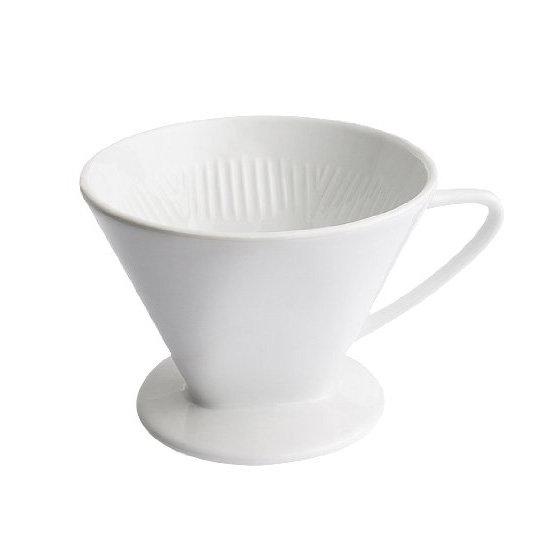 Porcelain Coffee Cone