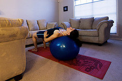 The Benefits of Using Stability Ball Exercises