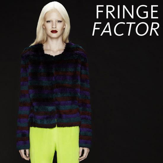 Top Five Fringed Jacket, Tops, Bag, Dresses to Buy Now: Shop the Fringe Trend via Magdalena Velevska, Brian Atwood & Sportsgirl