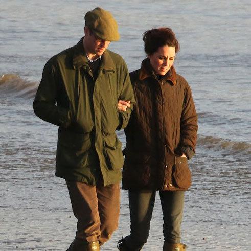 Prince William Returns to London to Kate Middleton