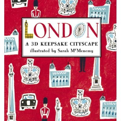London: A 3D Keepsake Cityscape ($9)