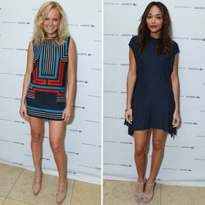 Malin Akerman at Lacoste Launch