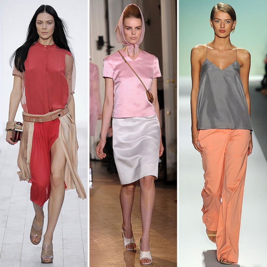 Colour Report: Pink + Neutral