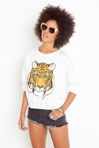 Easy Tiger Sweatshirt in Clothes at Nasty Gal