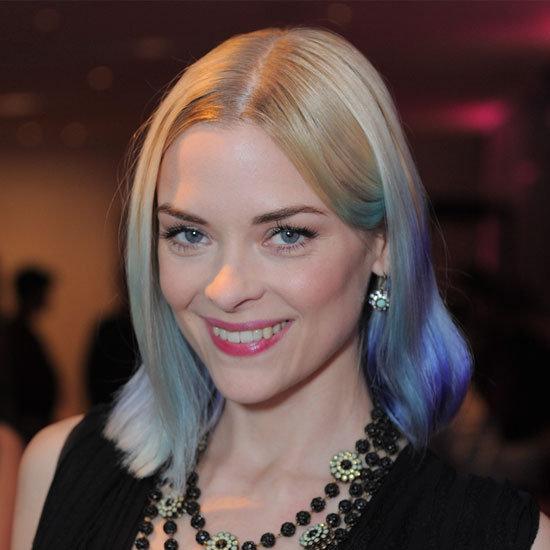 Celebrity Hair Trend: Blue Hair