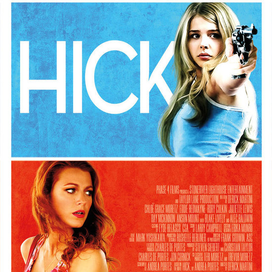 Hick Movie Poster With Blake Lively and Chloe Moretz