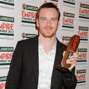 2012 Empire Awards Celebrity Pictures: Michael Fassbender, James McAvoy, Olivia Wilde and More