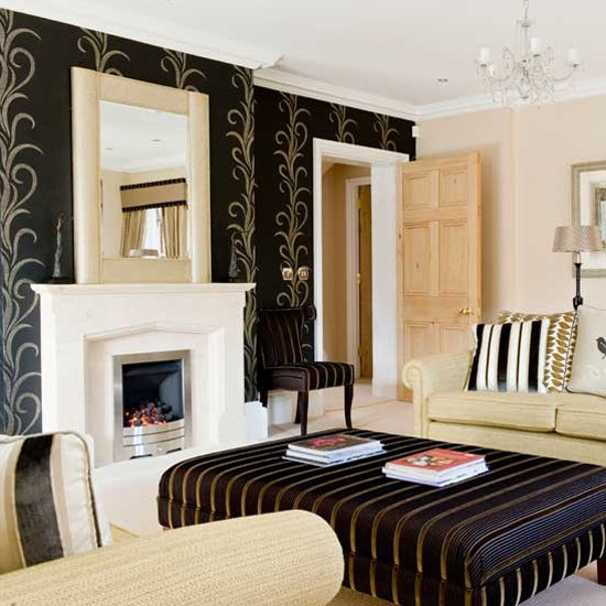 Decorating Tips For Black Walls