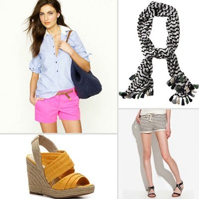 Preppy Clothes on a Budget For Spring
