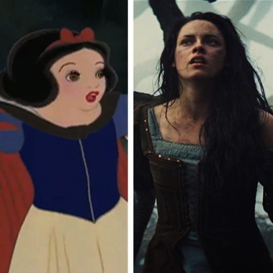 Snow White in Pop Culture (Video)