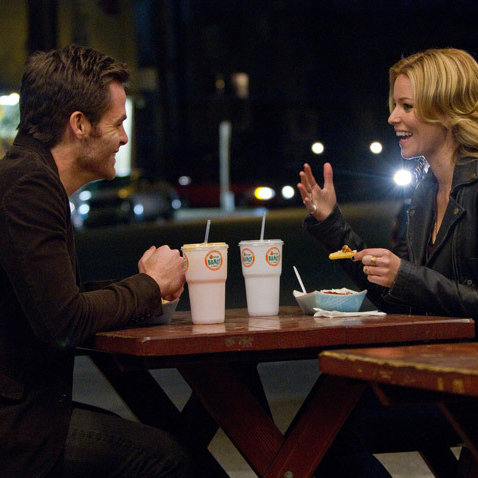 People Like Us Trailer With Elizabeth Banks and Chris Pine