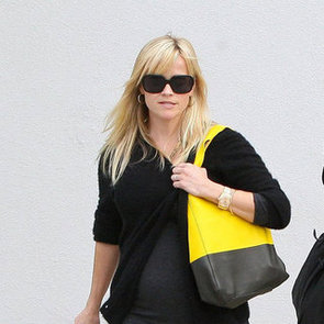 Reese Witherspoon Baby Bump Pictures