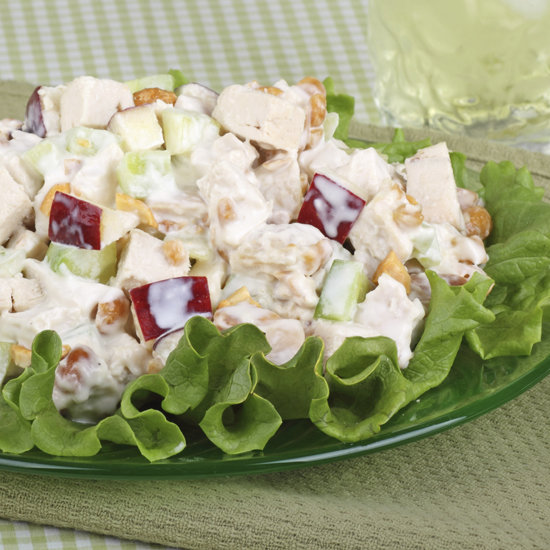 Chicken Salad With Yogurt Recipe