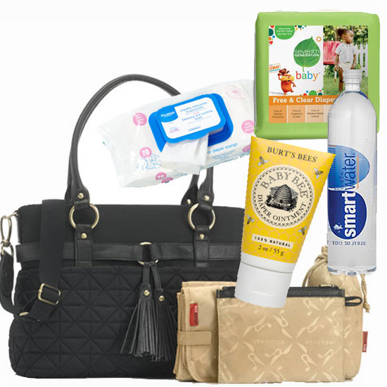 What Goes in a Diaper Bag