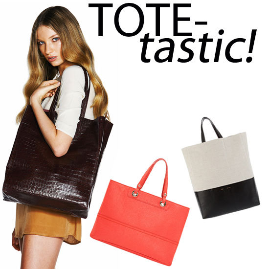 Top Ten Tote Bags to Shop Online Now: The Best Style from Celine ...
