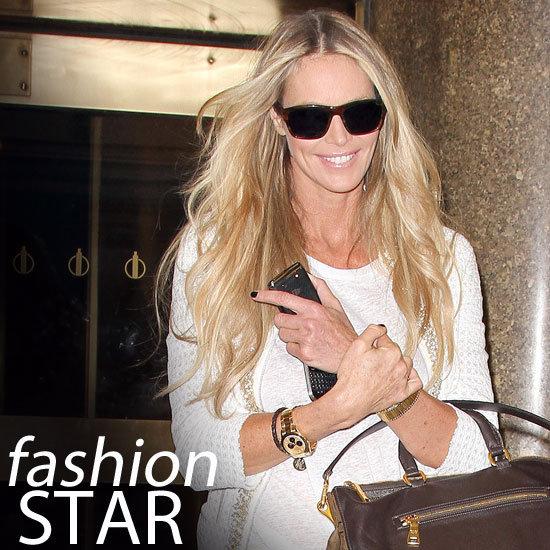 Elle Macpherson May Host An Australian Version of Fashion Reality Show Fashion Star