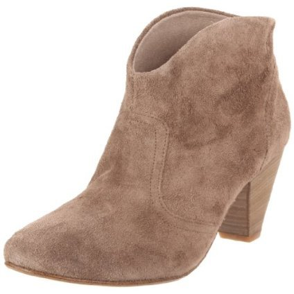This ankle bootie style isn't going anywhere and after spotting Miranda Kerr rocking a similar pair with cutoff denim shorts and a bright sweatshirt, we know these have officially reached must-have status. Steven by Steve Madden Pembrook Ankle Bootie ($60, originally $100)