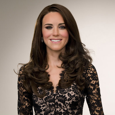 Kate Middleton's New Waxworks in Temperley London and Issa
