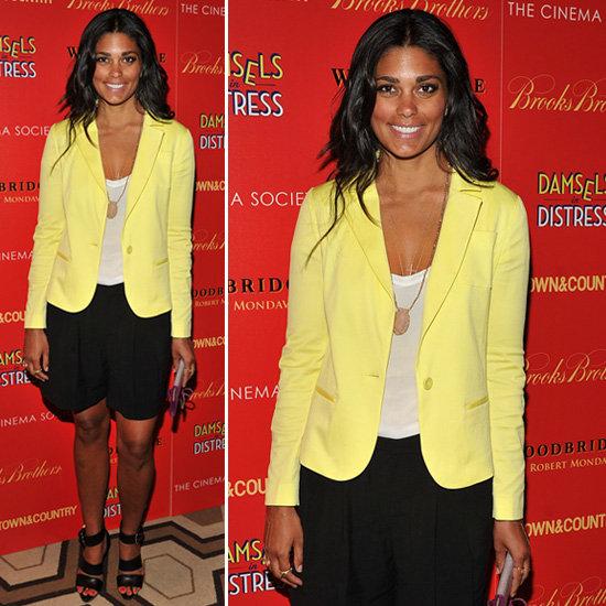 Rachel Roy Yellow Blazer
