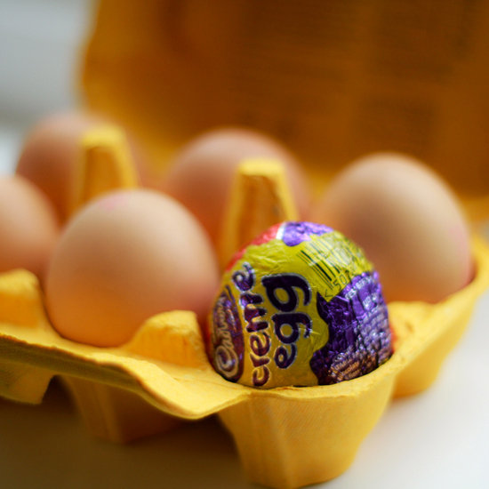 What's in a Cadbury Crème Egg?