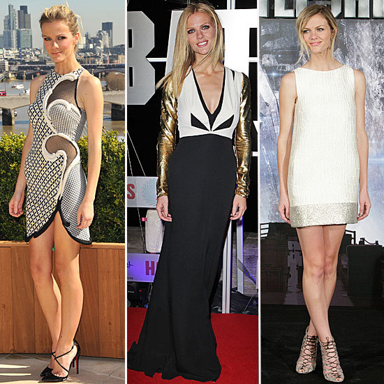 Brooklyn Decker Battleship Red-Carpet Style
