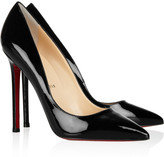 Christian Louboutin Pigalle 120 Patent Leather Pumps