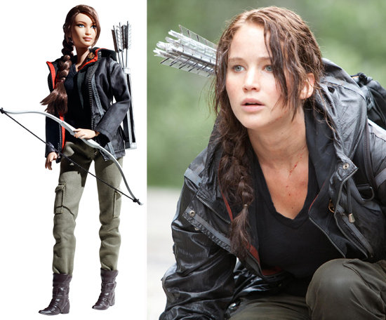 Katniss in Plastic