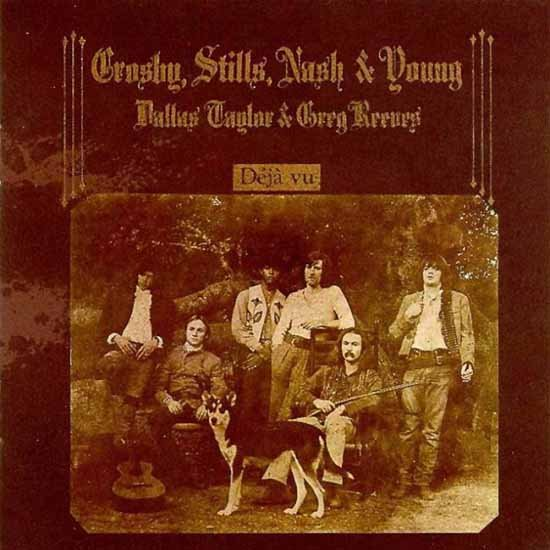 """Our House"" by Crosby, Stills, Nash and Young"