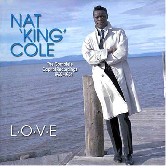 """L-O-V-E"" by Nat King Cole"