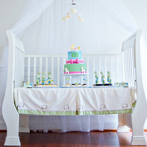 Lullaby Baby Shower