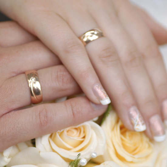 Bella has 10 pretty, fun wedding manicure ideas to try.