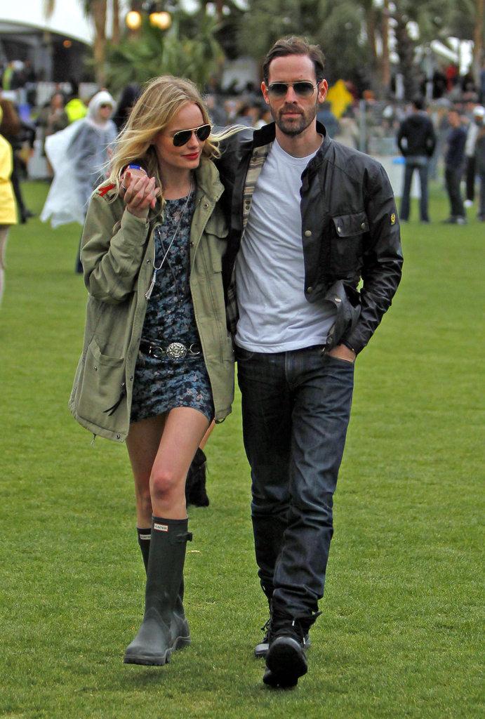 Hunter Rain Boots Celebrity Fashion