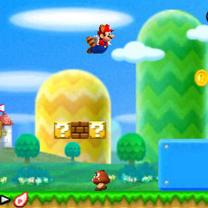 New Super Mario Bros 2 Screenshots and Release Date