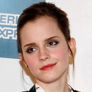 Emma Watson's Long Lashes Made A Statement On The Struck By Lightning Red Carpet