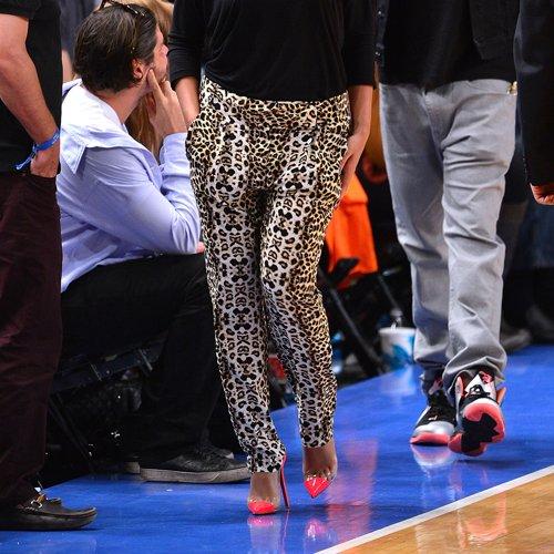 Beyonce Leopard Pants