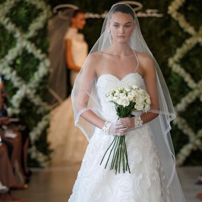 Designer Wedding Dress Round Up from 2013 Spring Bridal Fashion Week: The Best from Oscar de la Renta, Reem Acra & more!
