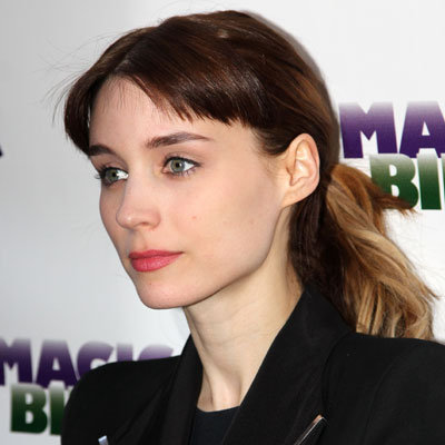 Rooney Mara Has New Hair Extensions