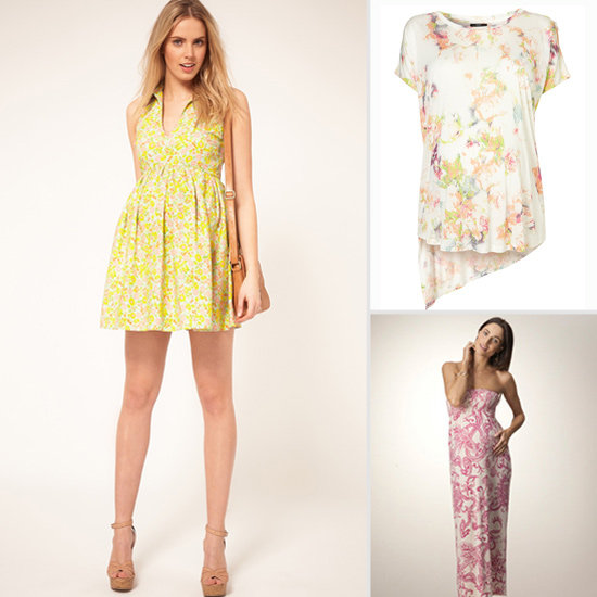 Garden Variety: Floral Maternity Wear For Spring!
