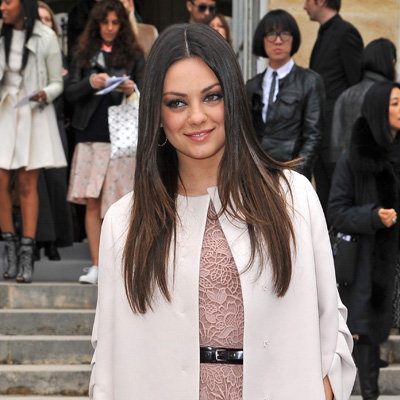 Mila Kunis and Ashton Kutcher Dating Rumours