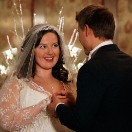 Russian Wedding Traditions on Gossip Girl, The Unblairable ...