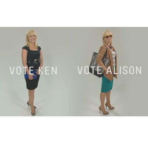 Vote for FabSugar Australia in Westfield's Back to Work Style Challenge: We Give New Mum Jamie A Stylish Makeover!